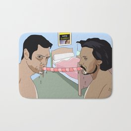 jim carrey & johnny depp are the best porn actors in the World Bath Mat