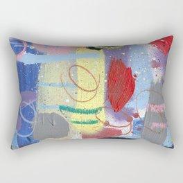 zoom exploited 009 Rectangular Pillow