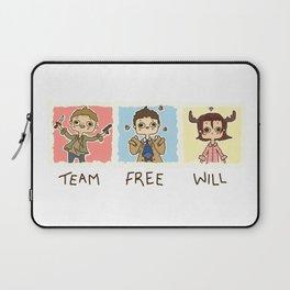 Team Free Will Laptop Sleeve