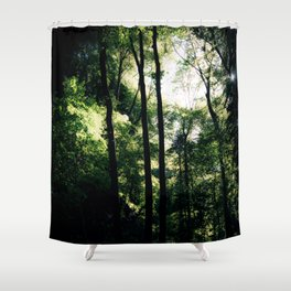 Inside the Cave Shower Curtain