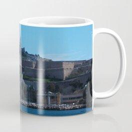 Marseilles from Sea Coffee Mug