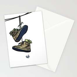 """Livin' For The City - """"Just For Kicks"""" Stationery Cards"""