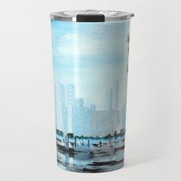 Reflections of Singapore Travel Mug