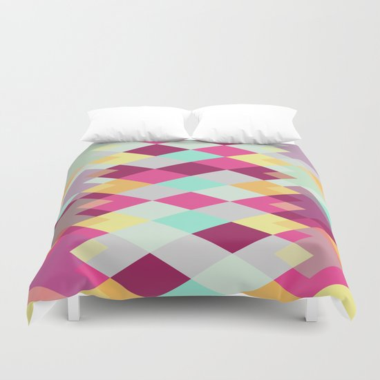 Tribal IV Duvet Cover