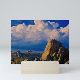 Black Elk Peak Mini Art Print