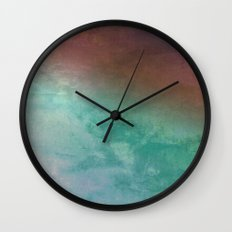 Blood On The Leaves Wall Clock