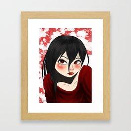 Girls (#3) Framed Art Print
