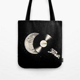 Tha Dark Side of the Moon Tote Bag