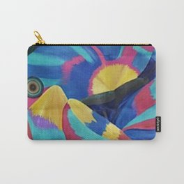 Butterfly Fish Birds Carry-All Pouch
