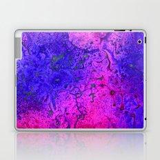 Pink and Blue Nebula Laptop & iPad Skin