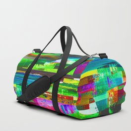 Shades of Night Duffle Bag