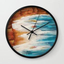 Moroccan Sea Spray Wall Clock
