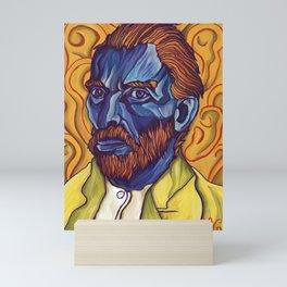 Vincent van gogh Mini Art Print