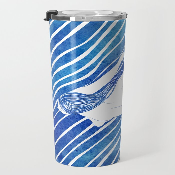 Water Nymph LXIV Travel Mug