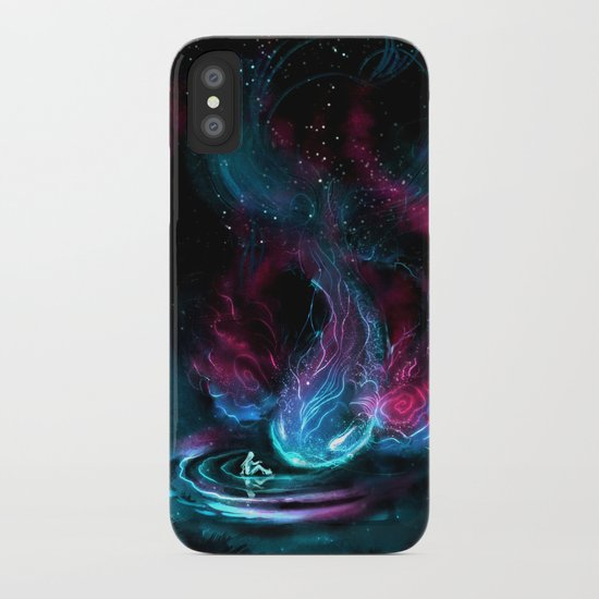 The Visitor iPhone Case