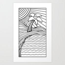 PARAD/SE Art Print