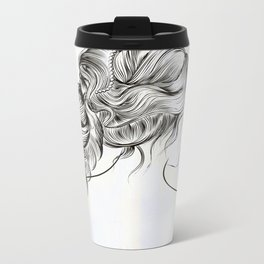 Elegance Metal Travel Mug