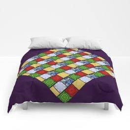 Five Elements Banner Comforters