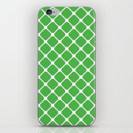 Square Pattern 3 iPhone Skin