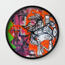 PLZ-885 Wall Clock