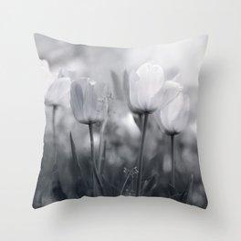 Pure Glow Throw Pillow