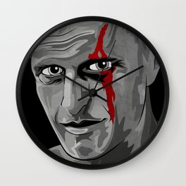 Roy Batty Wall Clock