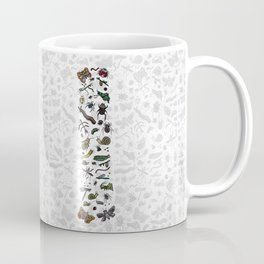 letter I - insects Coffee Mug