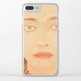 The Witcher Russia: Ishtar Clear iPhone Case