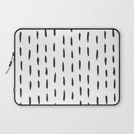 Lines like rain Laptop Sleeve