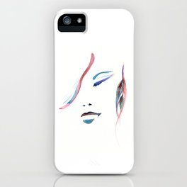 with the Shaman ~ Dreaming of Tomorrow iPhone Case