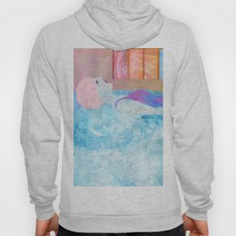 Swimming pool, dream world Hoody