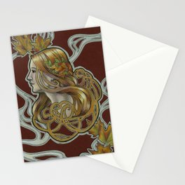 Autumn Winds Stationery Cards
