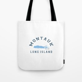 Montauk -Long Island. Tote Bag