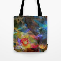 Elements II - Emergence Tote Bag