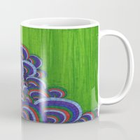 dr seuss Mugs featuring Dr. Seuss 6 by Sarah J Bierman