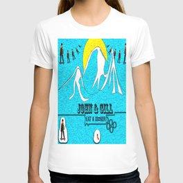 Jonh and Mayer T-shirt