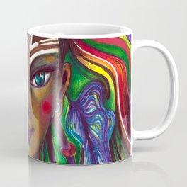 Native Girl Coffee Mug