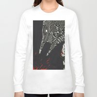 justice Long Sleeve T-shirts featuring Justice by Bryan Yentz