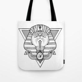 Kittenkhamun II Tote Bag