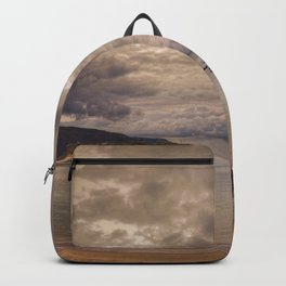 Barmouth Harbour Backpack