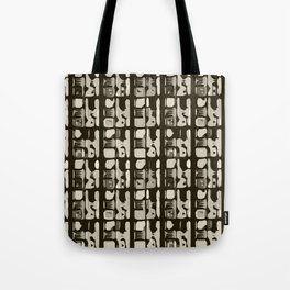 Indian abstractions  Tote Bag
