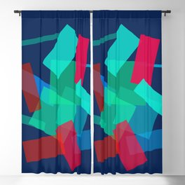 In Motion Blackout Curtain
