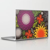 spice Laptop & iPad Skins featuring Spice Market by Helen Billett