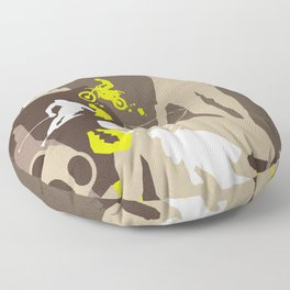 James Bond Golden Era Series :: For Your Eyes Only Floor Pillow