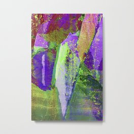 abstract nature // lake district Metal Print