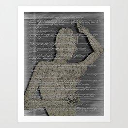 Discordant (ilus. 1) Art Print