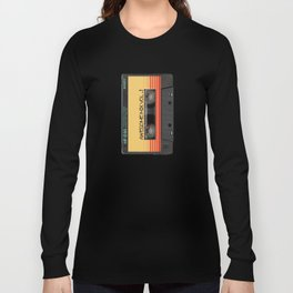 Awesome Mix Cassette Vol.1 Long Sleeve T-shirt