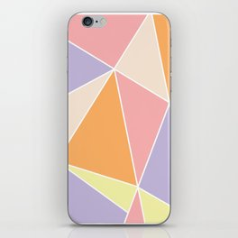 Candy Triangles iPhone Skin