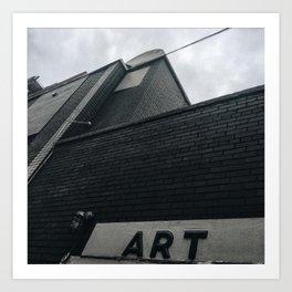Art of New York Art Print