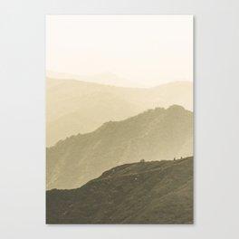 Cali Hills Canvas Print